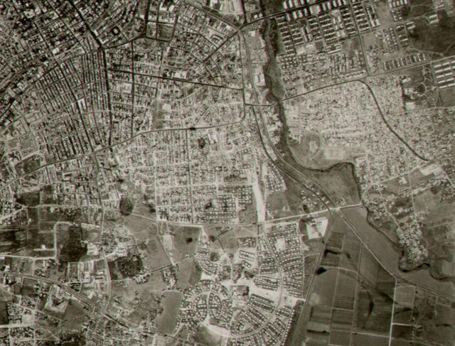 צילום אויר 1956