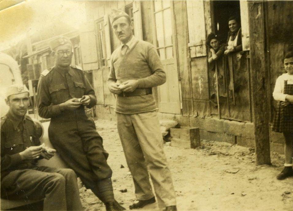 שכונת מכבי בתקופת מלחמת העולם השנייהp-4911